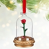 Disney Sketchbook Ornament - Beauty & the Beast Enchanted Rose Lights