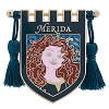 Disney Pin - Princess Merida Crest Banner with Tassels