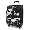 Disney Rolling Luggage - Mickey Mouse Black & White - 20