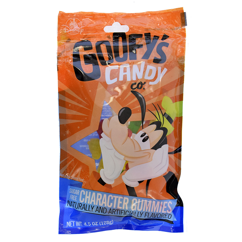 Disney Goofy Candy Co. - Sugar Free Gummy Characters