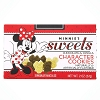 Disney Minnie's Sweets - Character Cookies - Chocolate & Vanilla - 2oz