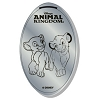 Disney Pressed Quarter - Animal Kingdom - Simba & Nala
