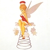 Disney Christmas Holiday Tree Topper - Tinker Bell Candy Cane