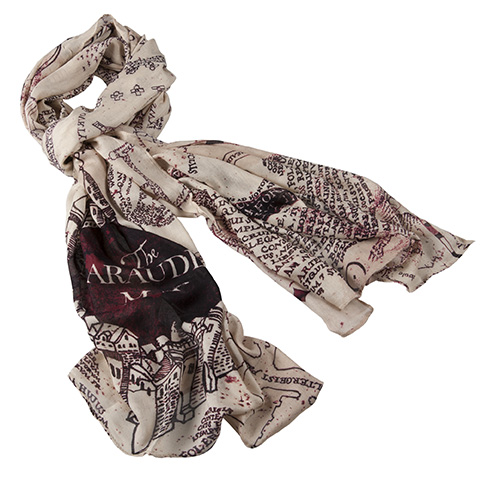 Your wdw store universal scarf wizarding world of harry potter marauders map universal scarf wizarding world of harry potter marauders map gumiabroncs Choice Image