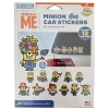 Universal Car Stickers Set - Despicable Me Set 1