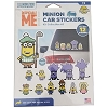 Universal Car Stickers Set - Despicable Me Set 2