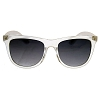 Disney Sunglasses - Mickey Icon Cut-out - Clear / White