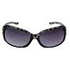 Disney Sunglasses - Black Animal Print with Minnie Mouse Bow Hinges