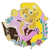 Disney Pin - Tangled - Rapunzel Painting