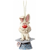 Frosty the Snowman Traditions by Jim Shore Ornament - Hocus Pocus