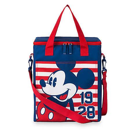 2884d8bfa0b2d Disney Soft Cooler Bag - Americana Mickey Mouse