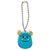 Disney Keychain - Two Faces Emoji Sully