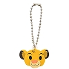 Disney Keychain - Two Faces Emoji Simba