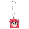 Disney Keychain - Two Faces Emoji Ariel