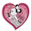Disney Pin - Minnie Love Signature Heart