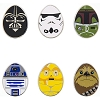 Disney Pin Set - Star Wars Characters Mini Egg