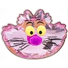 Disney Pin - Cheshire Cat Glass Sculpted