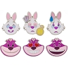 Disney Pin Set - Emoji Cheshire Cat & Rabbit