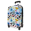 Disney Rolling Luggage - Disney Character and Parks Emojis - 26''