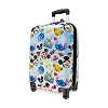 Disney Rolling Luggage - Disney Character and Parks Emojis - 20''