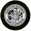 Disney Automotive - Fort Wilderness Campground And Resort Wheel Cover - Black