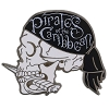 Disney Pirates Pin - Pirates of the Caribbean Skull
