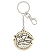 Disney Keychain - Disney's Fort Wilderness Campground Logo