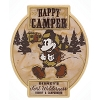 Disney Resort Pin - Disney Fort Wilderness Logo - Mickey Happy Camper