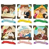 Disney 6 Pin Set - Love Is An Adventure - Carl and Ellie