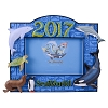 SeaWorld Photo Frame - 2017 Orca Turtle Sea Lion Dolphin Shark Penguin