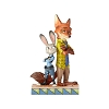 Disney Traditions by Jim Shore - Zootopia Judy and Nick