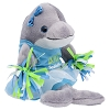 SeaWorld Plush - 2017 Bottlenose Dolphin 8''