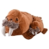 SeaWorld Plush - Mom and Baby Walrus