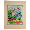 Disney Artist Print - Alex Maher - Disneyland Decades 1955-1964 - 14x18