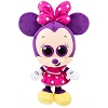 Disney Plush - Sparkle Eyes Colorful Minnie