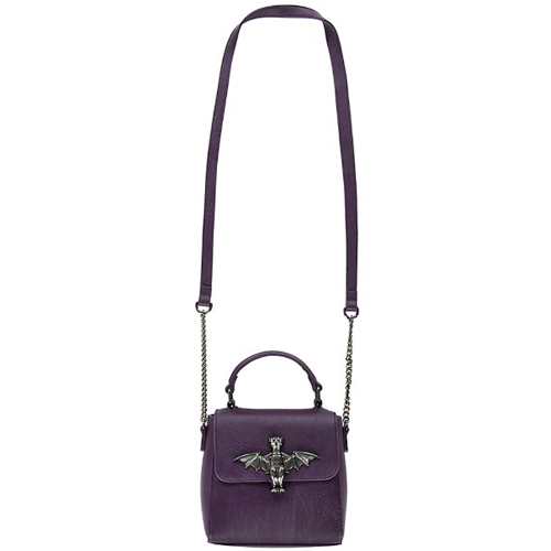 026891063a4 Disney Crossbody Bag - The Haunted Mansion by Loungefly