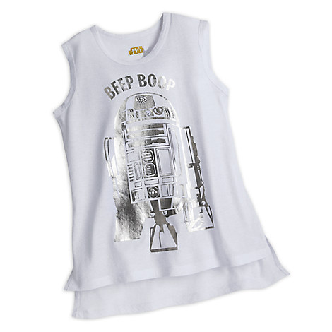 0e0711eace4969 Add to My Lists. Disney Boutique Women s Top - Star Wars ...