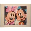 Disney Artist Print - Randy Noble - Forever Mickey & Minnie
