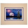 Disney Artist Print - Larry Dotson - Holidays at Epcot 8x10