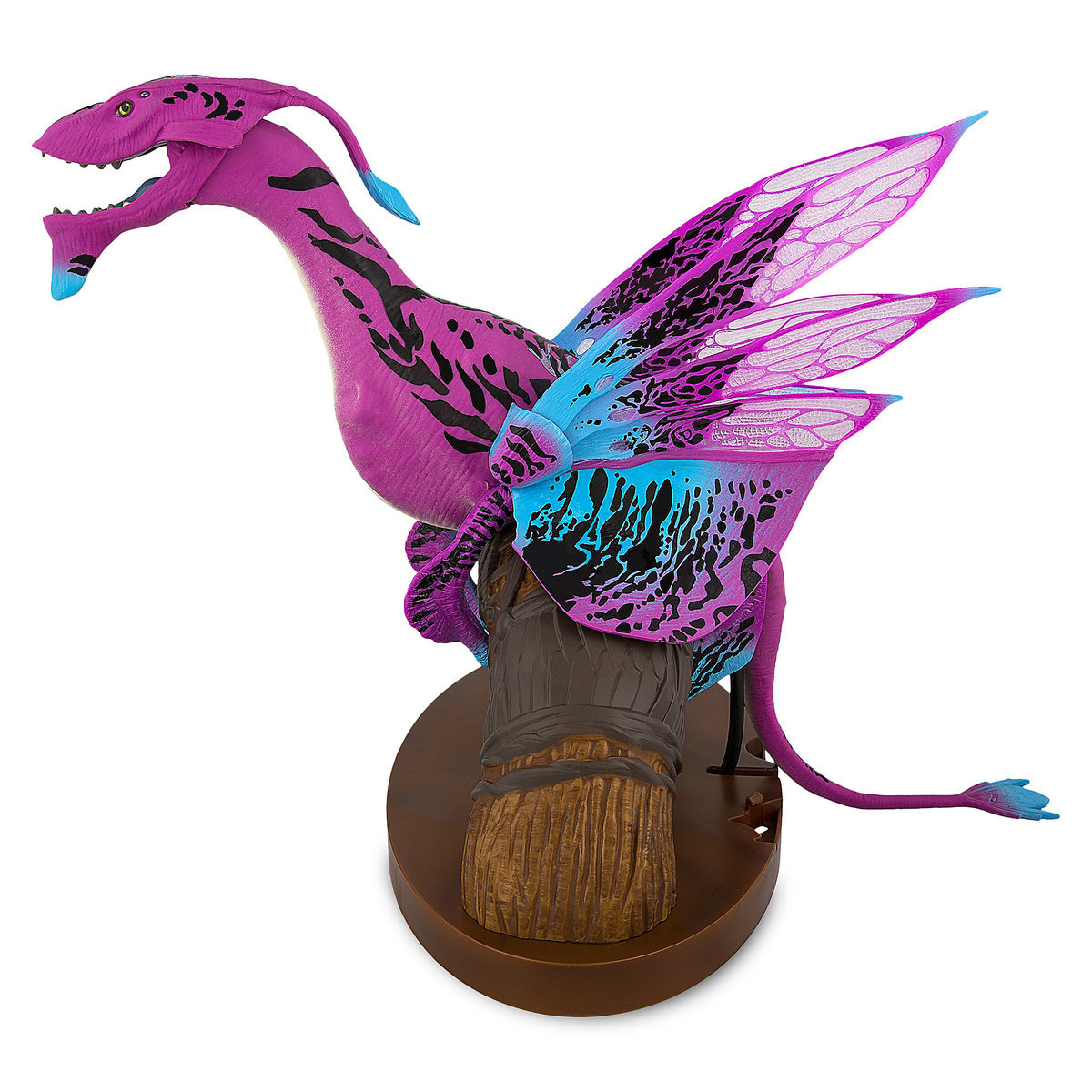 Avatar Toys: Pink/Purple Body With Blue Accents