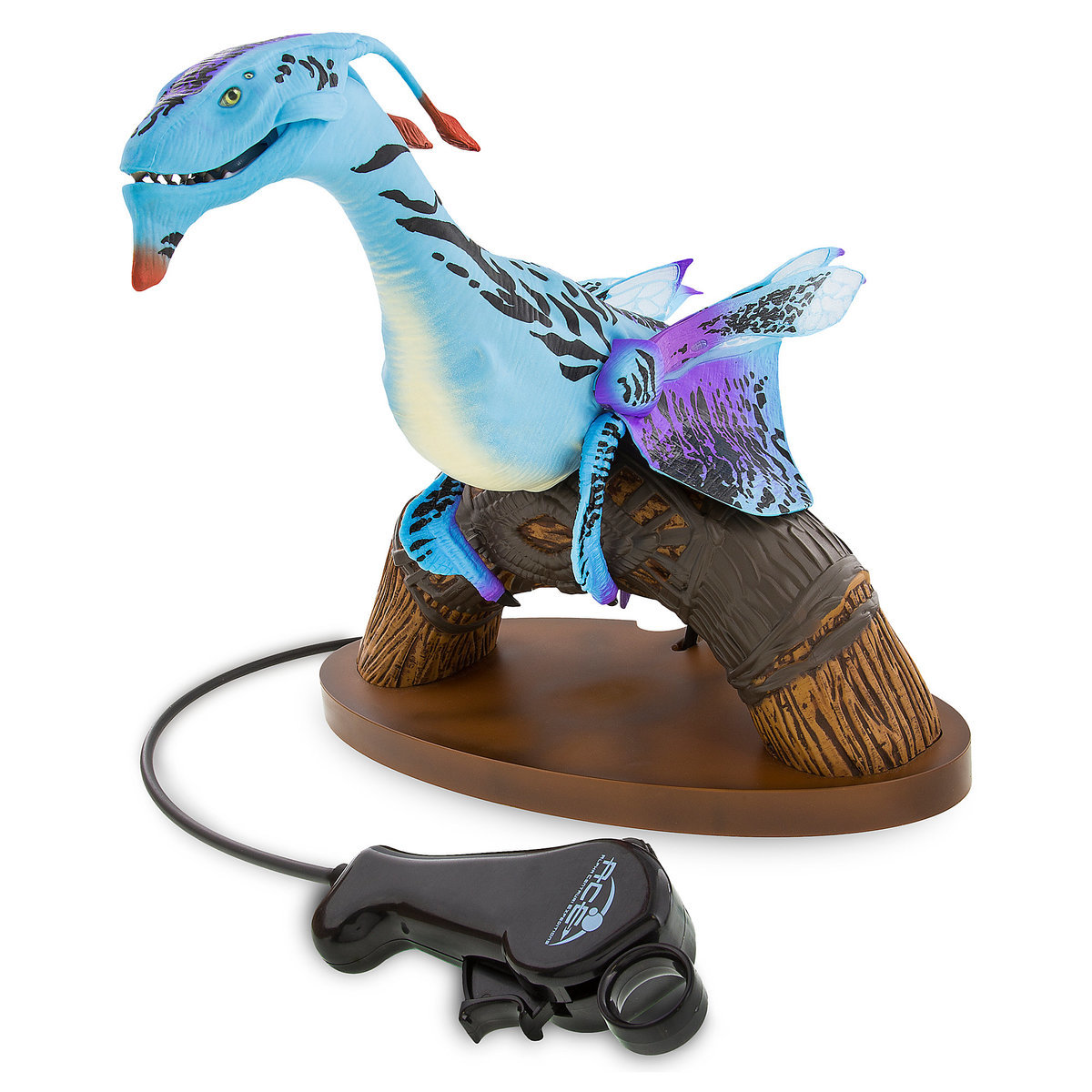 Avatar Dragon: Blue Body With Black And Purple