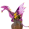 Disney AVATAR Banshee - Pink/Purple Body with Yellow Accents