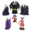 Disney Figurine Set – Sorcerer Mickey vs Disney Villains Collectible