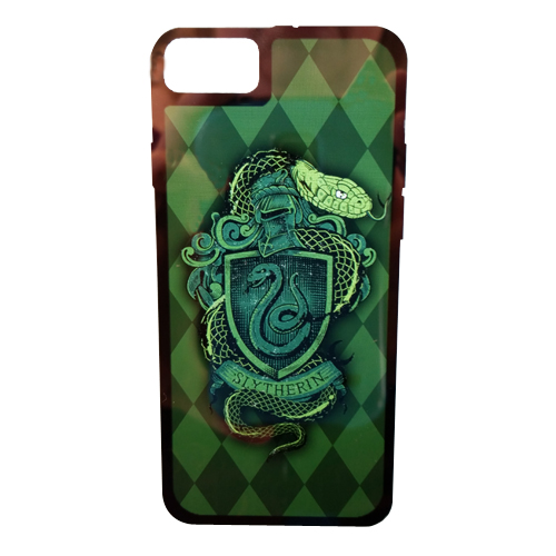 Universal Customized Phone Case - Slytherin Crest