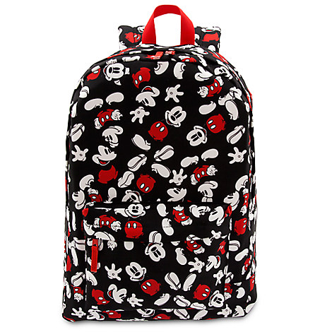 Disney Backpack Mickey Mouse Backpack For Adults