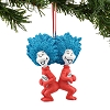 Universal Ornament - Dr. Seuss - Thing 1 & 2 Laughing