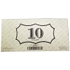 Universal Dollars - Gringotts Wizarding Bank - 10 Dollar Note