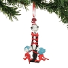 Universal Ornament - Dr. Seuss - Bow-tied Cat With Things Ornament