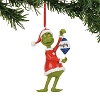 Universal Ornament - Grinch - Grinch Naughty Or Nice Ornament