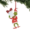 Universal Ornament - Grinch - Grinch Personalizable